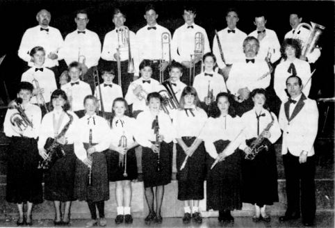 Warsash Band 1990